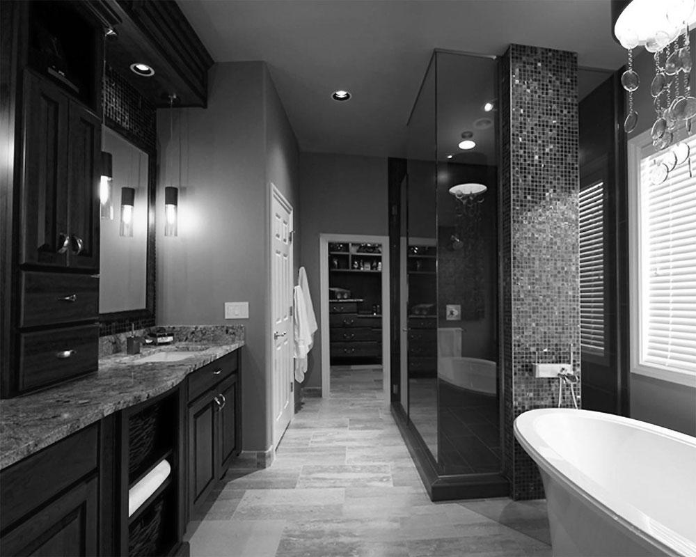 Ta en titt på dessa svarta badrumsinteriörer-21 Ta en titt på dessa svarta badrumsinredning