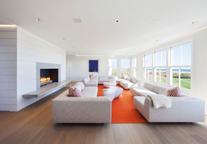 64852903439 Squam Residence - Traditionellt i exteriör och modern interiör