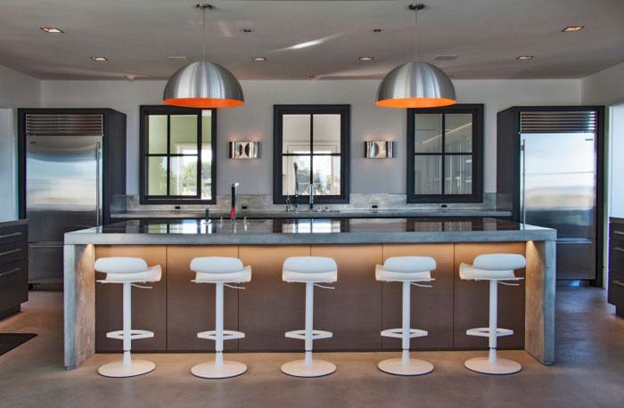64852908030 Squam Residence - Traditionell exteriör och modern interiör
