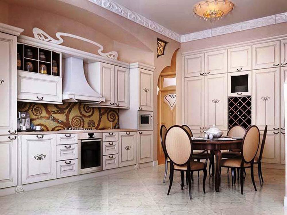 Linjera inredningsprinciper och element som gör ett vackert hem