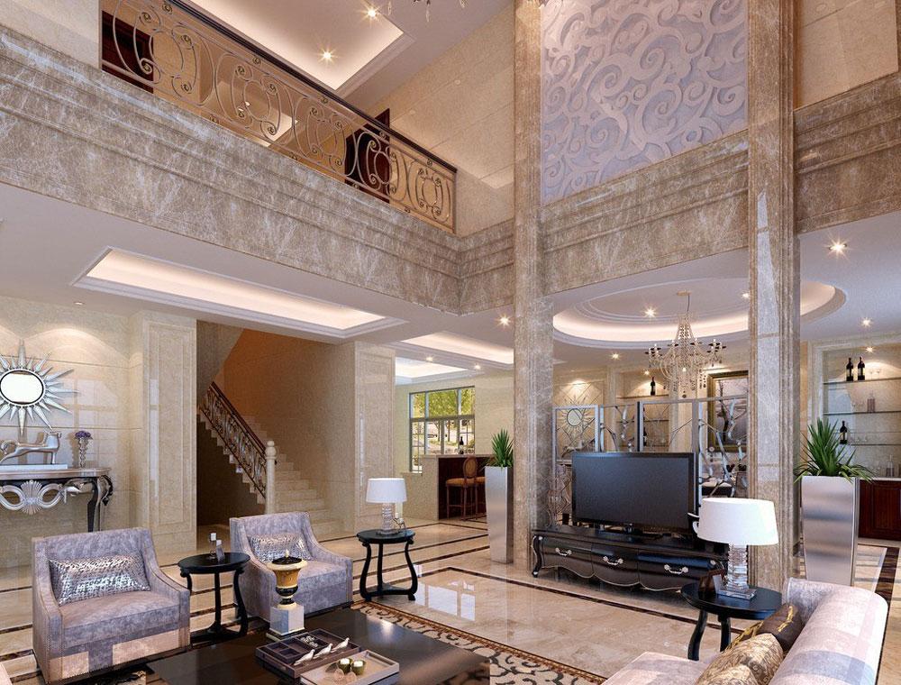 Andel inredningsprinciper och element som gör ett vackert hem