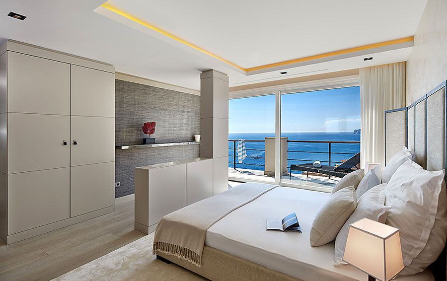 6 mysiga sovrumsdesigner du kan ha i ditt hem