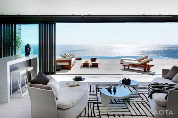 af3 Splendid House in South Africa Av SAOTA Architects och OKHA Interiors