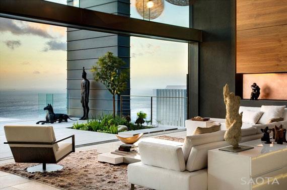 af6 Splendid House In South Africa Av SAOTA Architects och OKHA Interiors