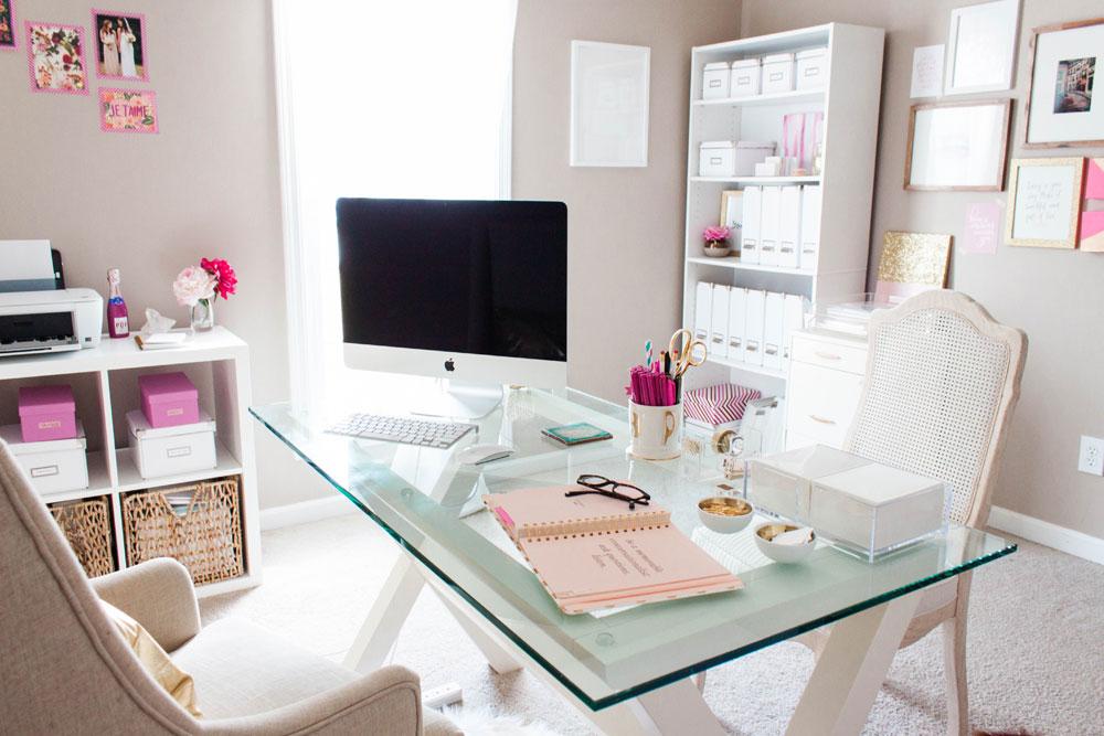 Stora-hem-kontor-design-idéer-för-arbetet-av-hemmet-4 Stora hemmakontor-design-idéer för arbete hemifrån människor