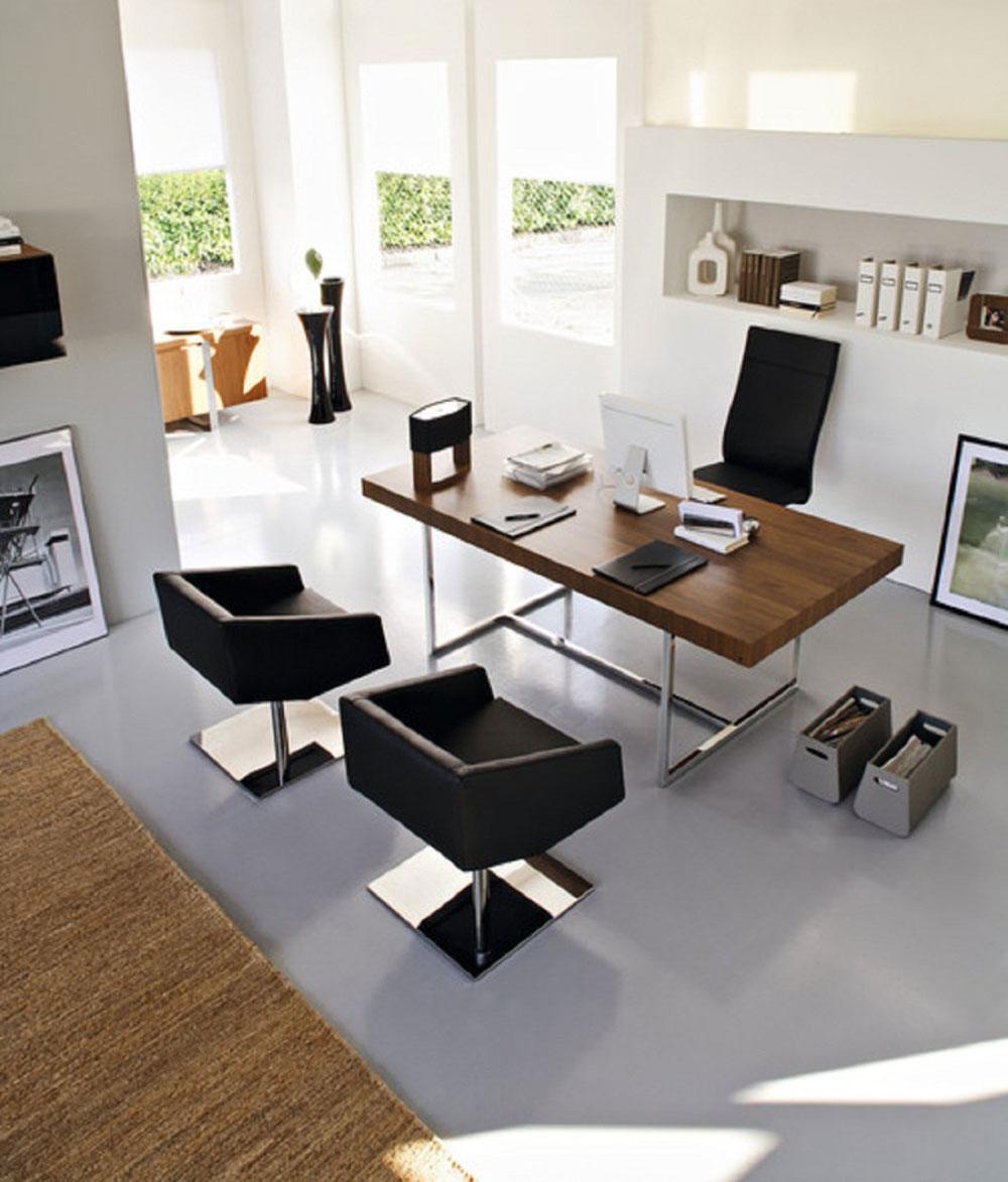 Stora hemmakontor-design-idéer-för-arbetet-för-hem-människor-6 Stora hemmakontorsdesign-idéer för arbete hemifrån