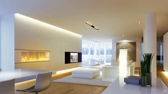 l4 Skönheten i minimalistiska vardagsrum med exempel