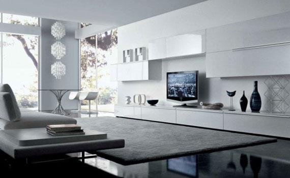 l5 Skönheten i minimalistiska vardagsrum med exempel