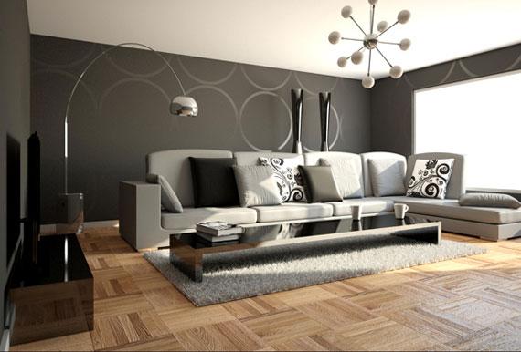 l9 Skönheten i minimalistiska vardagsrum med exempel