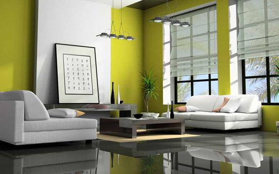 l2 Skönheten i minimalistiska vardagsrum med exempel