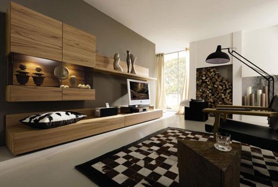 l12 Skönheten i minimalistiska vardagsrum med exempel