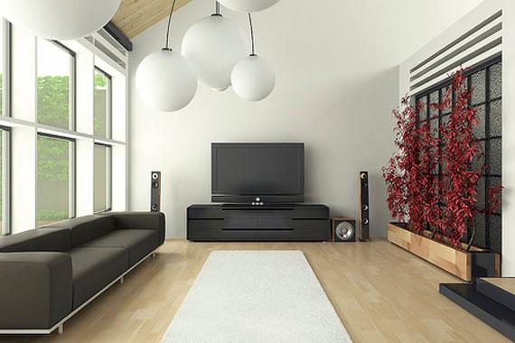 l30 Skönheten i minimalistiska vardagsrum med exempel