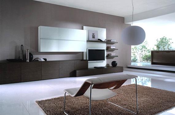 l28 Skönheten i minimalistiska vardagsrum med exempel