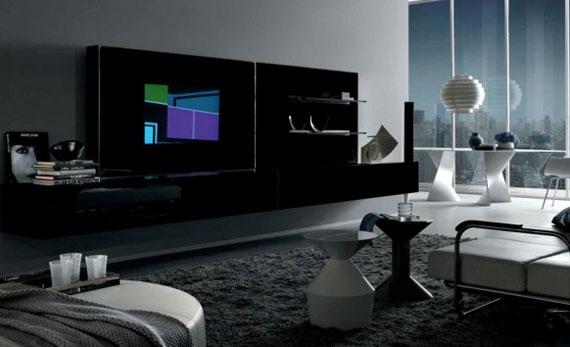 l32 Skönheten i minimalistiska vardagsrum med exempel