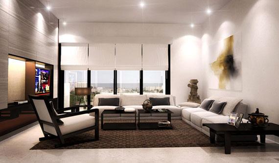 l20 Skönheten i minimalistiska vardagsrum med exempel