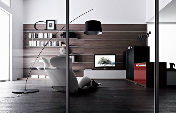 l14 Skönheten i minimalistiska vardagsrum med exempel