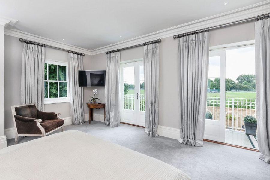 10 eleganta brittiska hem med rymlig och elegant inredning
