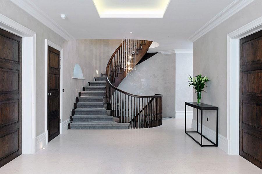 7 Snyggt brittiskt hem med en rymlig och elegant inredning