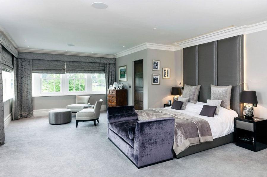 8 Snyggt brittiskt hem med en rymlig och elegant inredning