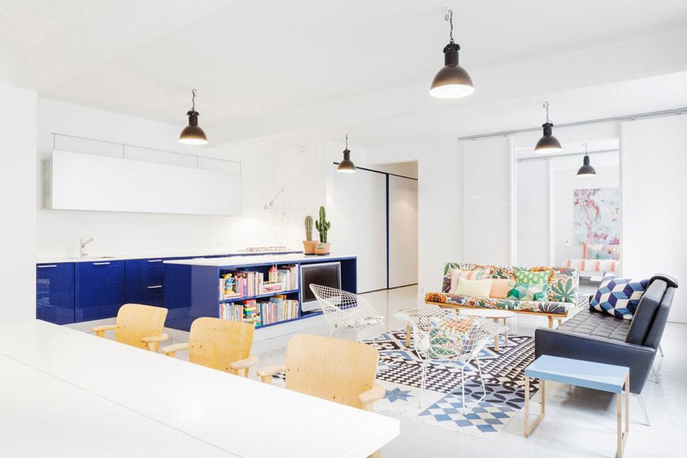 Textil Skandinavisk design, historia, möbler och moderna idéer