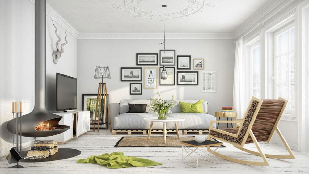 Textilien1 Skandinavisk design, historia, möbler och moderna idéer