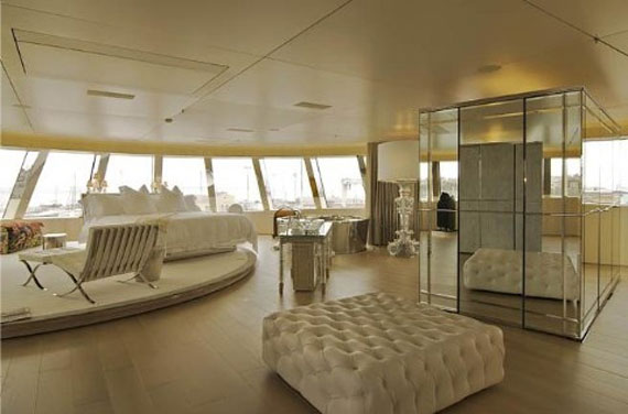 y29 Exempel på glamorösa yachtinredning som kommer att förvåna dig