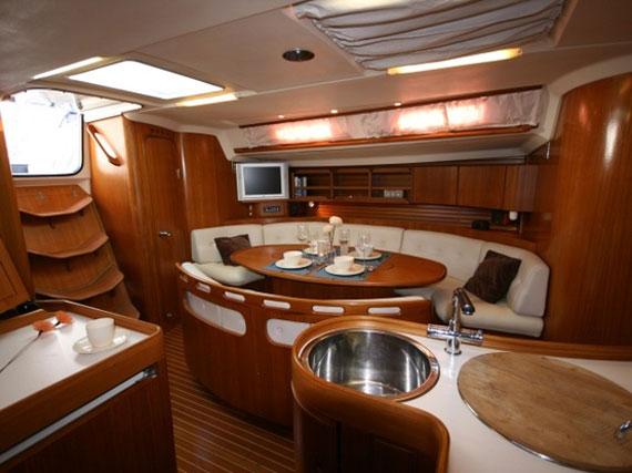y20 Glamorous Yacht Interior Design Exempel som kommer att förvåna dig