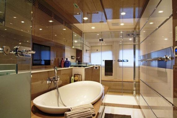 y33 Exempel på glamorösa yachtinredning som kommer att förvåna dig