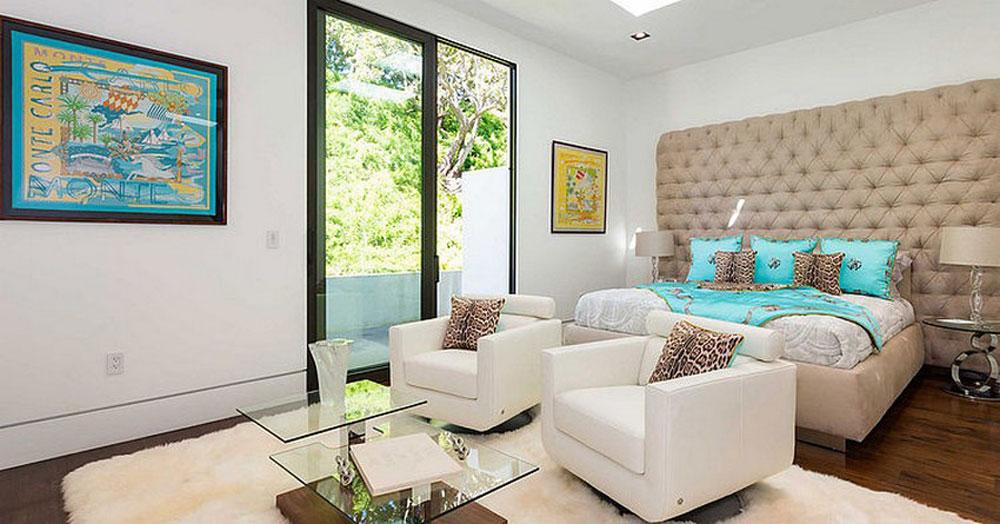 Moderna och eleganta sovrum designade av inredningsarkitekter-8 Moderna och eleganta rum designade av inredningsarkitekter