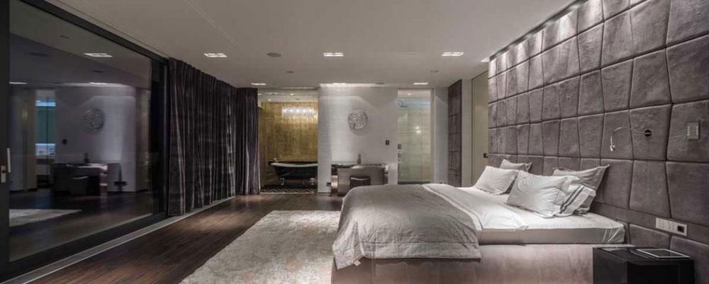 Moderna och eleganta sovrum designade av inredningsarkitekter, 9 moderna och eleganta rum designade av inredningsarkitekter