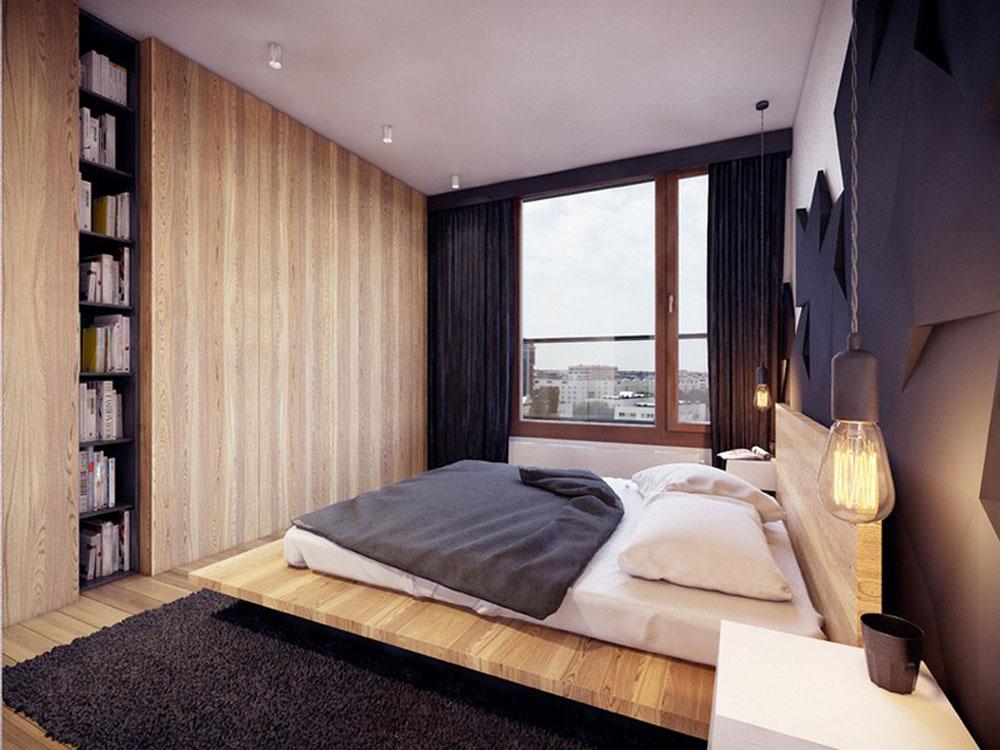 Moderna och eleganta sovrum designade av inredningsarkitekter-7 Moderna och eleganta rum designade av inredningsarkitekter