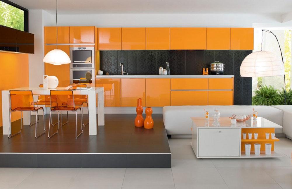 Färg- och färgidéer för kök 10 färg- och färgidéer för kök