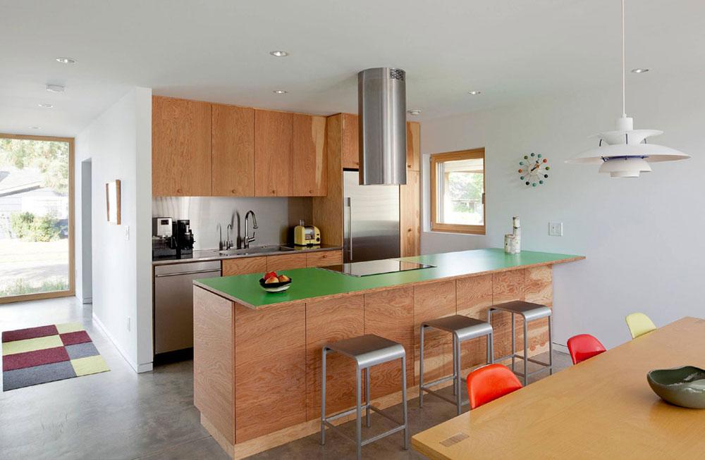 Färg- och färgidéer för kök 1 Färg- och färgidéer för kök