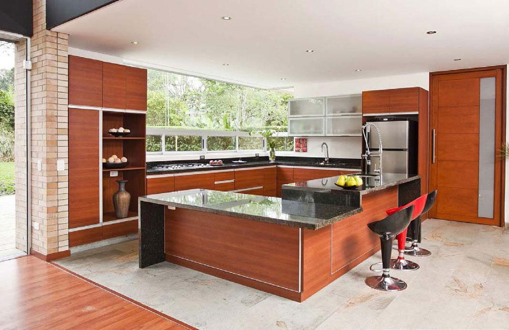 Färg- och färgidéer för kök 7 färg- och färgidéer för kök