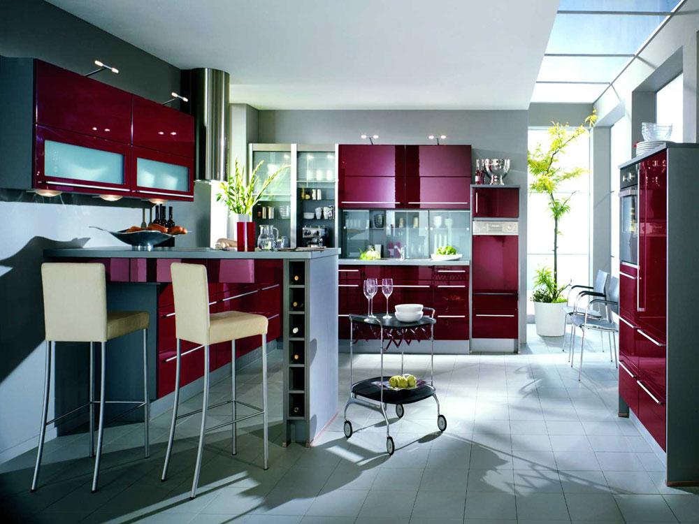 Färg- och färgidéer för kök 12 färg- och färgidéer för kök