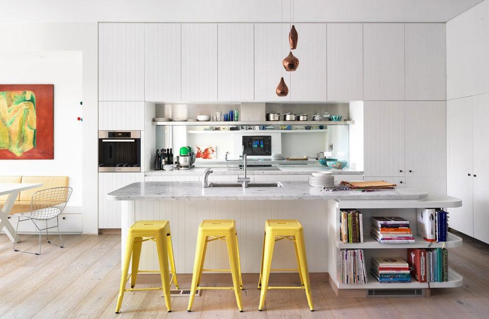 Färg- och färgidéer för kök 2 färg- och färgidéer för kök