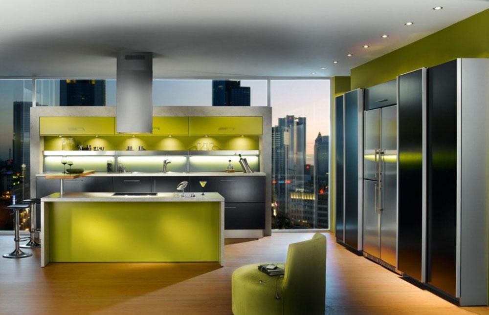Färg- och färgidéer för kök 11 färg- och färgidéer för kök