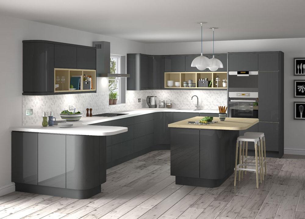 Snygg-grå-kök-inspiration-för-utsökta-hus-11 Snygg-grå-kök-inspiration för utsökta-hus