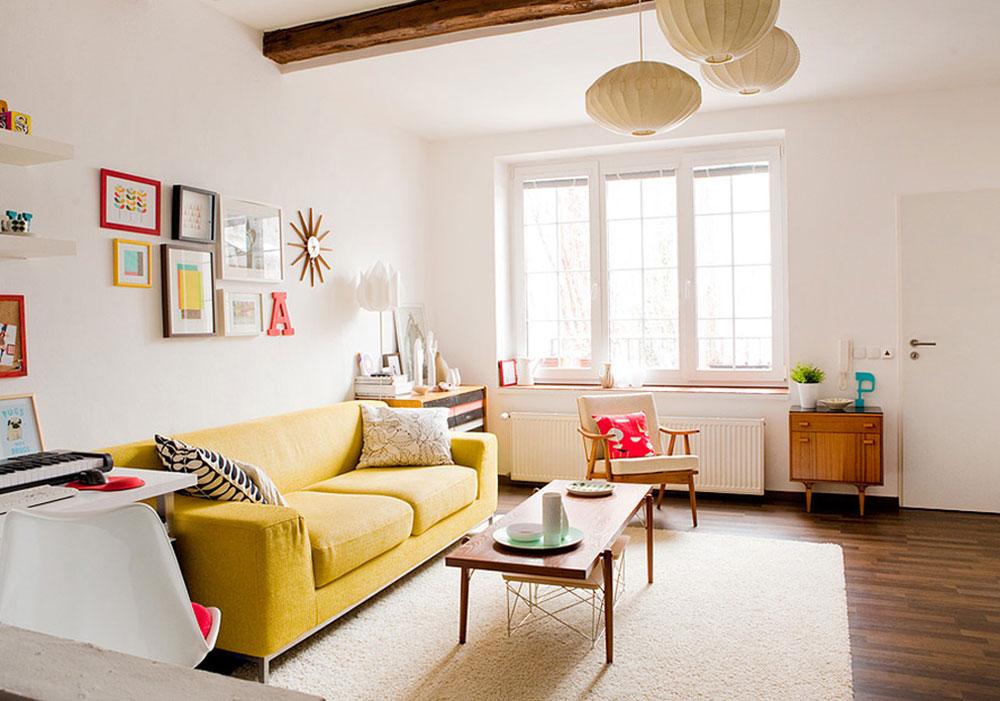 Dekorera-med-en-gul-soffa-of-the-sun3 Dekorera med en gul soffa
