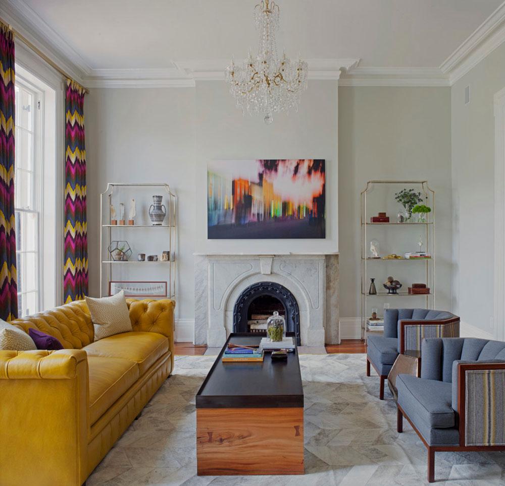 Dekorera-med-en-gul-soffa-färg-av-solen9 Dekorera-med en gul soffa