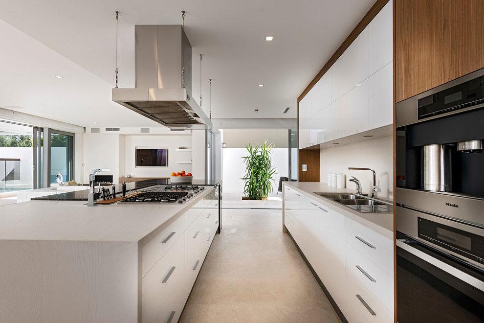 Samtida tre våningar hem designat av Signature Custom Homes-5 Samtida tre våningar hem designat av Signature Custom Homes