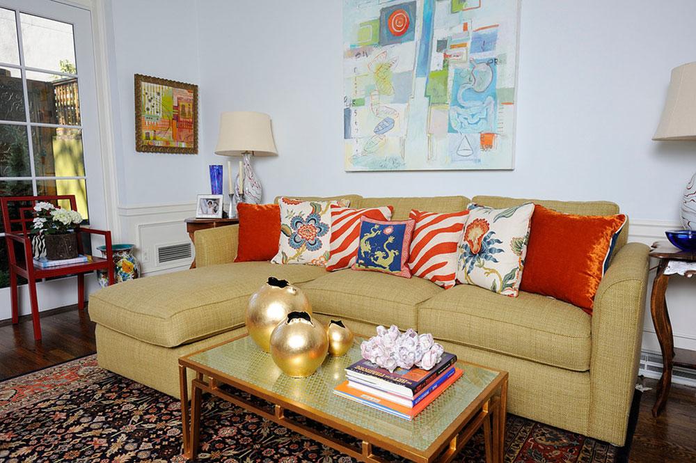 Samtida dekorativa kuddar för vackra och bekväma rum10 Samtida dekorativa kuddar för vackra och bekväma rum