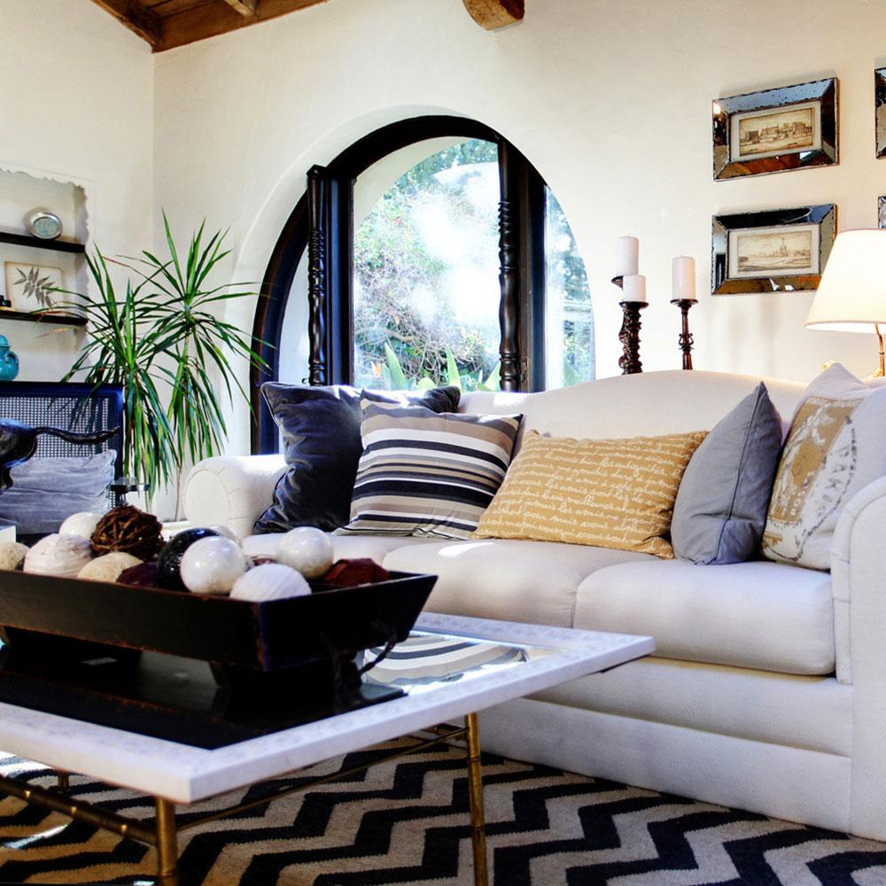 Samtida dekorativa kuddar för vackra och bekväma rum12 Samtida dekorativa kuddar för vackra och bekväma rum