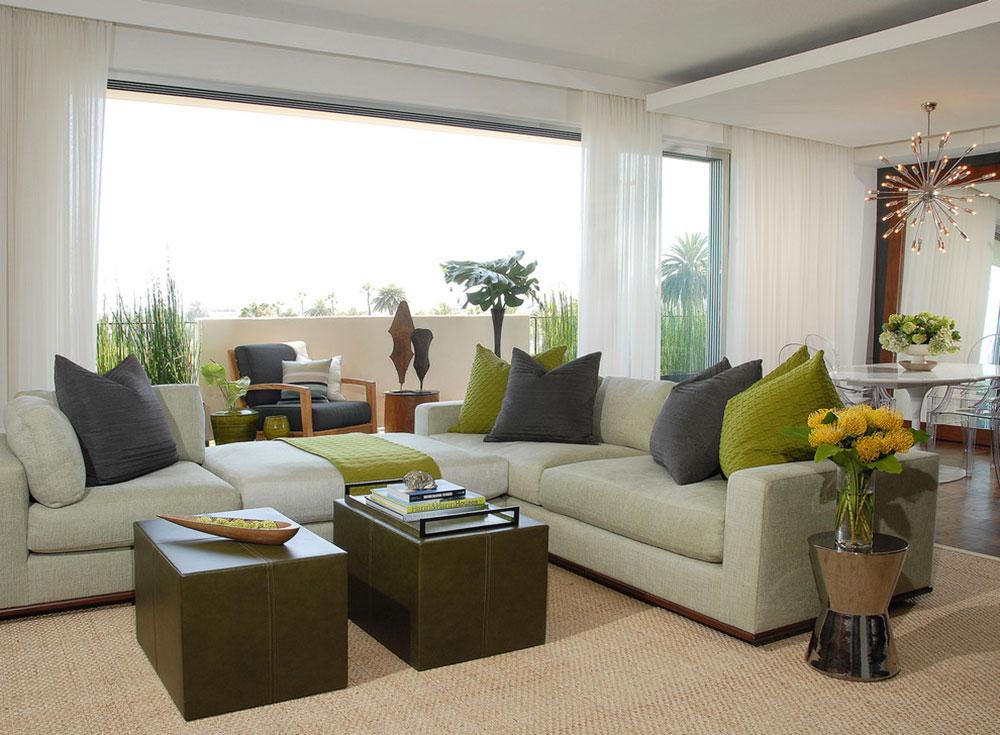 Samtida dekorativa kuddar för vackra och bekväma rum8 Samtida dekorativa kuddar för vackra och bekväma rum