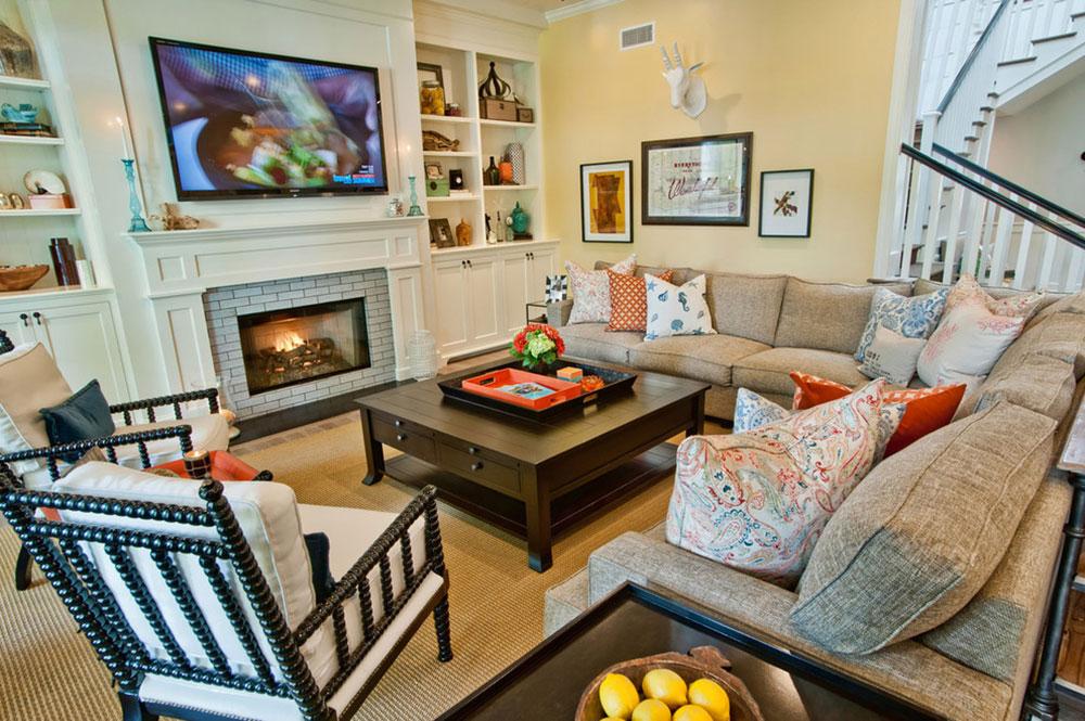 Samtida dekorativa kuddar för vackra och bekväma rum1 Samtida dekorativa kuddar för vackra och bekväma rum