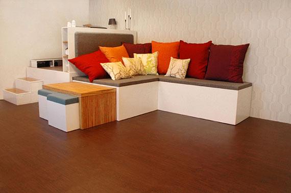 s36 En utställning med moderna exempel på soffdesign