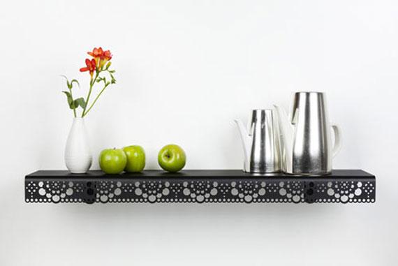 f14 Intressanta flytande bokhyllor som skulle se bra ut på dina väggar