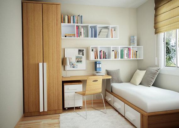 f28 Intressanta flytande bokhyllor som skulle se bra ut på dina väggar