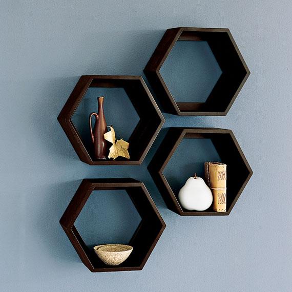 f27 Intressanta flytande bokhyllor som skulle se bra ut på dina väggar