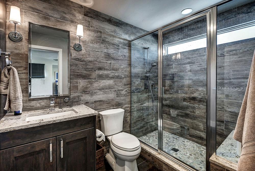 Winslow-House-by-Futurian-Systems Rustik badrumsdesign: idéer, fåfänga, dekor och belysning